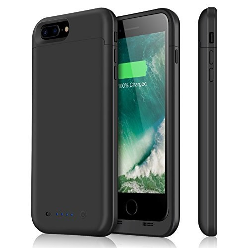 c37892c543f Funda De Batería iPhone 7 Plus, Iposible 7000mah Paquete De - $ 1,066.34 en  Mercado Libre