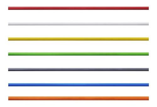 funda de cambio bicicleta shimano vs colores x mt - ciclos