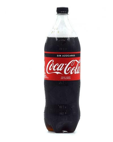funda de coca cola zero 1.5ltr