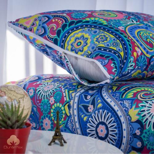 funda de colchón con cierre + funda de almohada