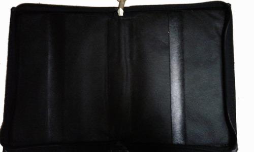 funda de cuerina para biblia grande 25 cm. x 17 cm.