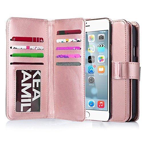 65c721ea50f Funda De Cuero Para iPhone 6s Plus, Estuche Para Cartera - $ 21.990 ...