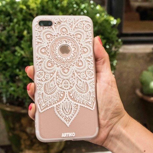 6a897191f48 Funda De Diseño Mandala Indian Style Apple iPhone 7/8 Plus - $ 349 ...