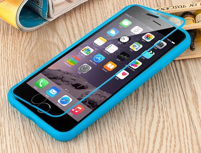 Funda de gel de silicona de goma dura para iphone 6 6 plus en mercado libre - Fundas iphone silicona ...