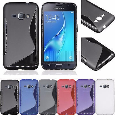 funda de gel tpu para samsung galaxy j1 2016 j1 mini