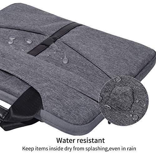 funda de hombro para portatil de 13 pulgadas, resistente al