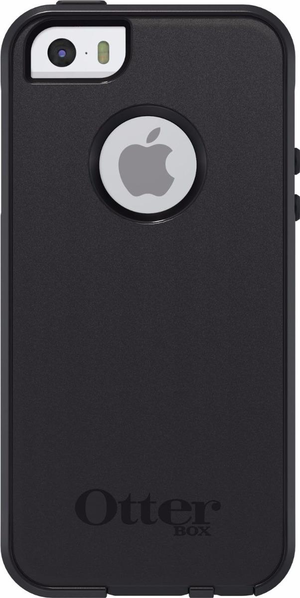ac07b58e4fc Funda De iPhone 5s - Otterbox Commuter - Libre De Frustracio ...