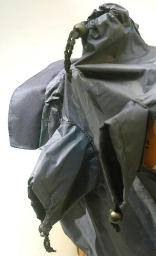 funda de lluvia p/camcorders panasonic profesionales probag