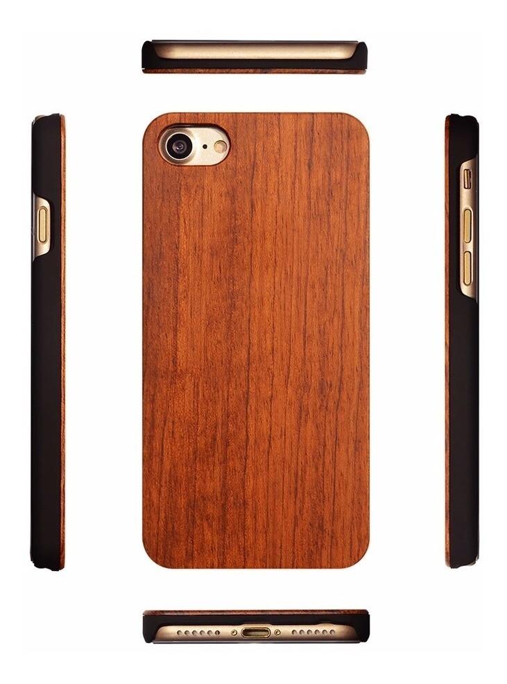 0c93f0b407b Funda De Madera iPhone 5s / 6s / 6s Plus / 7 / 7 Plus - $ 349.00 en ...