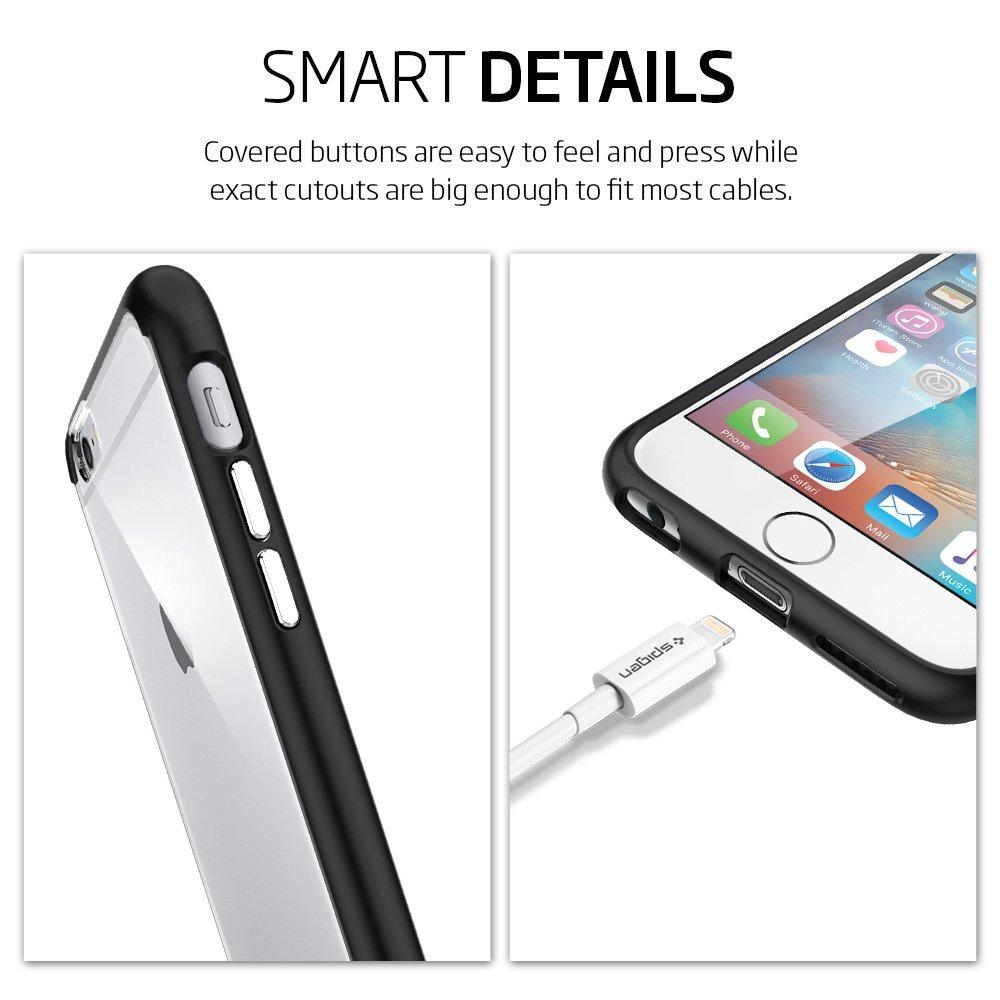 save off c1f22 56736 Funda De Protección Para Apple iPhone 6s Plus (2015) - Negro