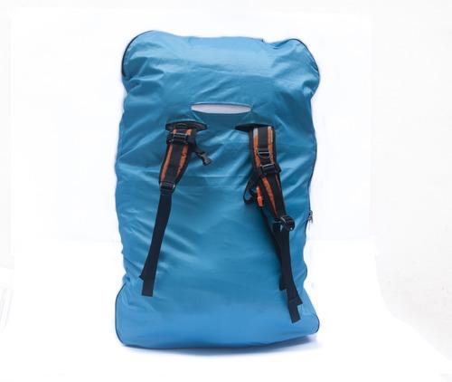 funda de seguridad para mochila anti robo cobertor impermeab