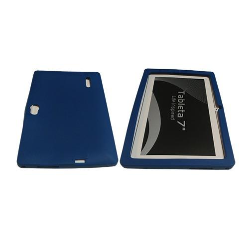 Funda de silicon goma protectora para tablet 7plg sku011 - Funda protectora tablet ...