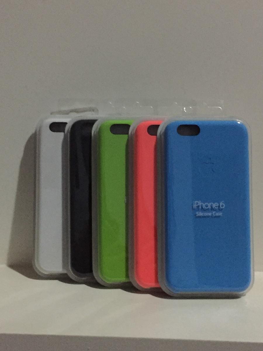 51fc3d5343a funda de silicona apple iphone 6 / 6 plus original case. Cargando zoom.