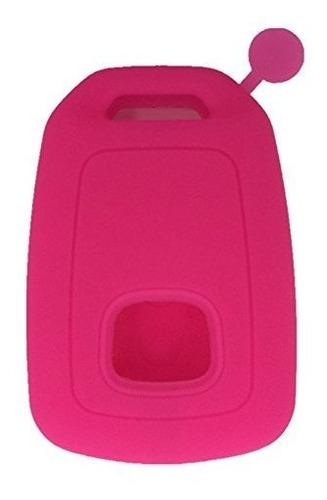 funda de silicona ezzy para llave de auto soporte de chamarr