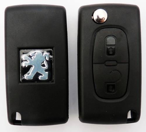 funda de silicona para llave peugeot 207 gti 307 308 3008 !