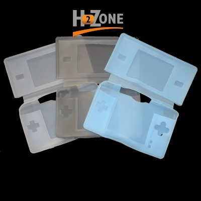 funda de silicona para nintedo ds lite, colores, h2zone