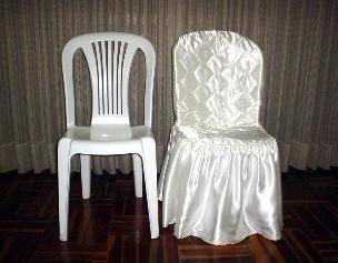 Funda de sillas para eventos s 10 00 en mercado libre - Alquiler de fundas de sillas para eventos ...