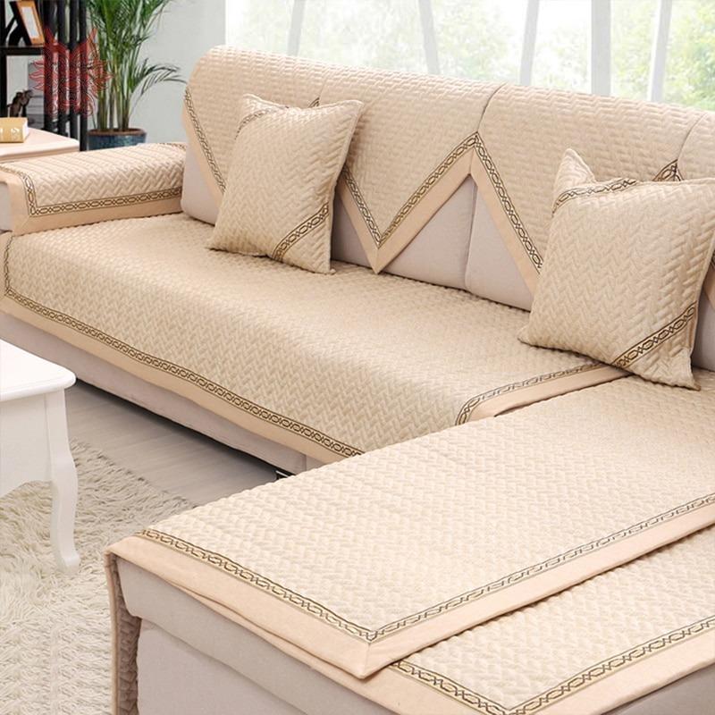 a168a2bf87f Funda De Sofa Para 1 ,2 ,3 Cuerpos L - S/ 130,00 en Mercado Libre