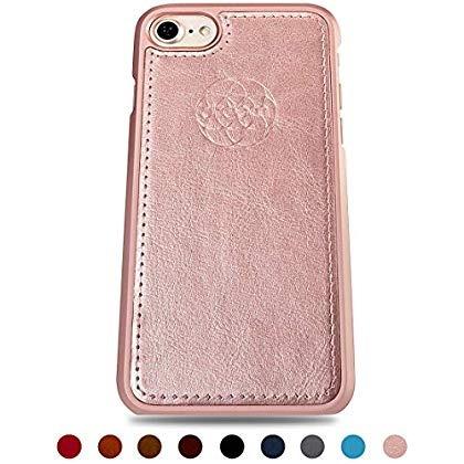 quality design 045c0 a238e Funda De Tpu Dreem Fibonacci Para Iphone 7 Y 8 - Oro Rose