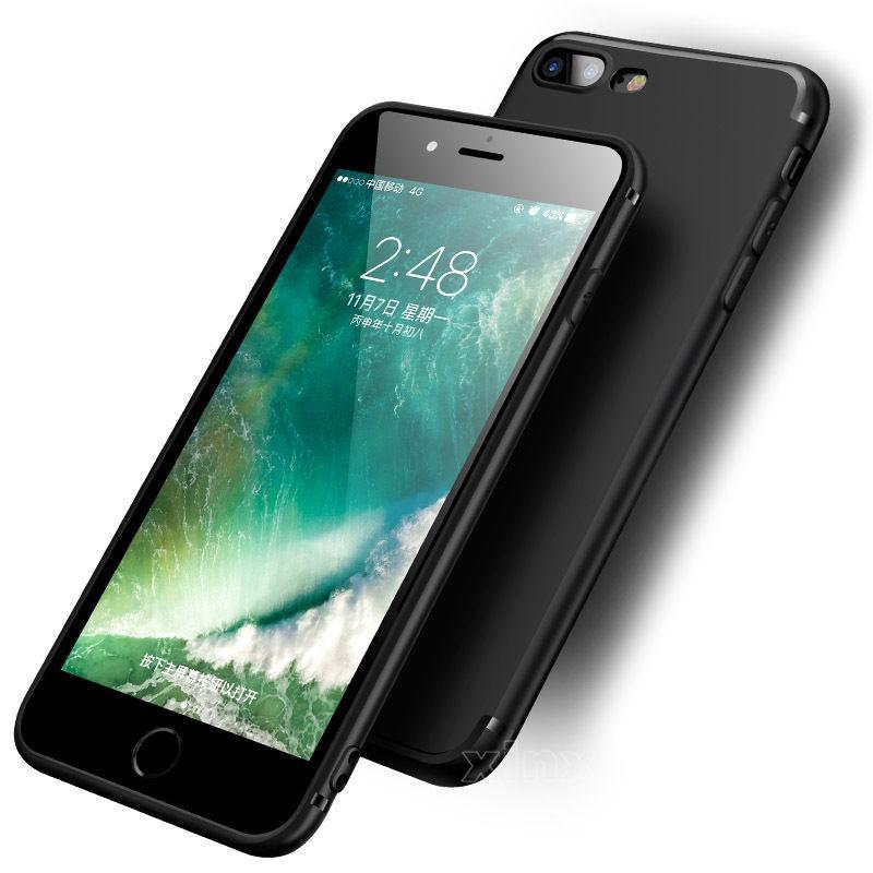 Funda Silicona iPhone 6 6s 7 8 y Plus - Apple 5LD