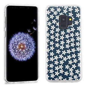 ba76db4efde Carcasa Flores Tpu P - Carcasas para Celulares Samsung en Mercado Libre  Chile