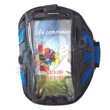6358cd079bb Funda Deportiva Galaxy S3 S4 Brazo Armand 9300 9500 Correr ...