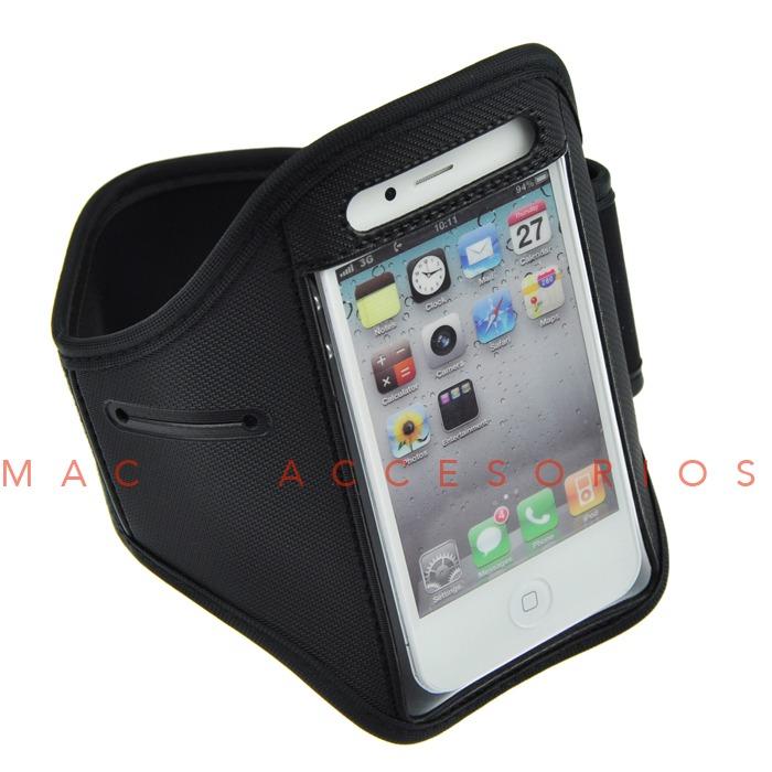 ca108c2b92c Funda Deportiva Para iPhone 4 4s 3g Celular Brazalete Correr - $ 250 ...