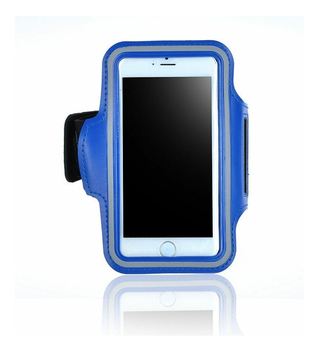 funda deportiva para iphone  6s 7 8 x plus  brazalete correr