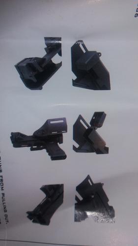 funda desenfunde rápido glock automática