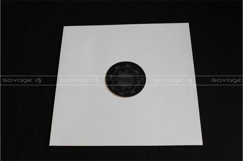 funda discos vinil acetatos carton protectora lp dj