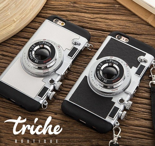 Fundas Retro Vintage para iPhone
