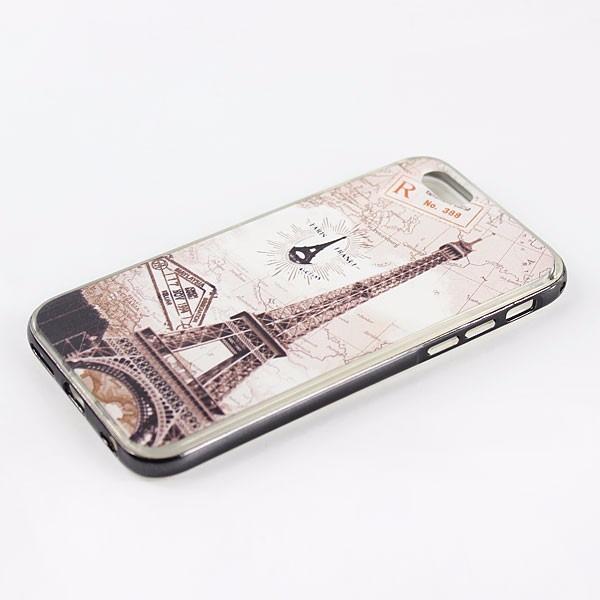 fbaa156dbe8 Funda Diseño Paris Samsung Galaxy S4 + Bumper De Color - $ 249,99 en ...