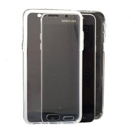 Funda Doble 360 Cubre Completo Samsung S 6 7 8 9 10 Plus Note Edge Microcentro