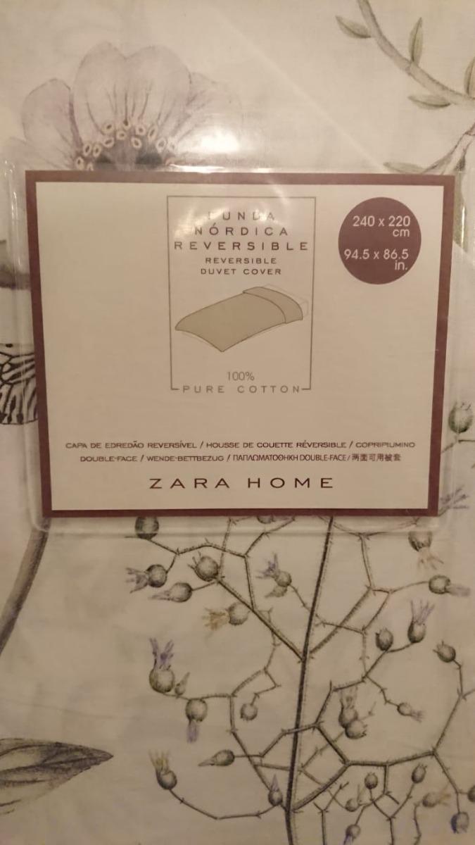Fundas De Edredon Zara Home.Funda Edredon Funda Nordica Zara Home