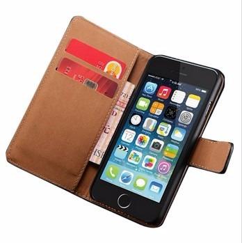 funda elegante y protege de caídas iphone  6 cartera