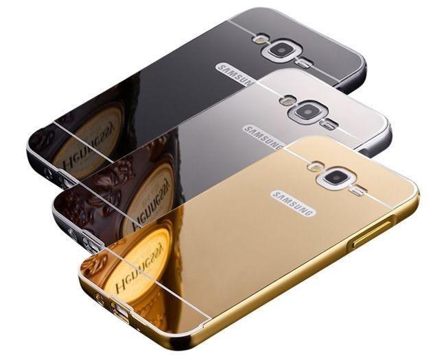 online store ff280 3efd1 Funda Espejada Metalica Mirror Case Samsung J5 J7 Pro