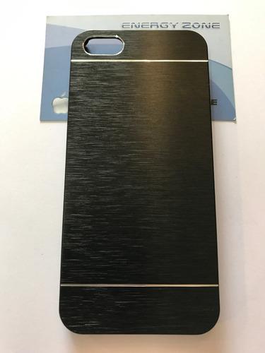 funda estuche protector iphone 5 / 5s exterior duro calidad