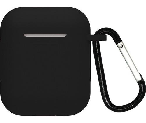 funda estuche silicona protector para airpods auriculares
