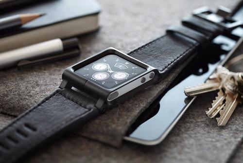 funda extensible lunatik taktik chicag collection black ipod