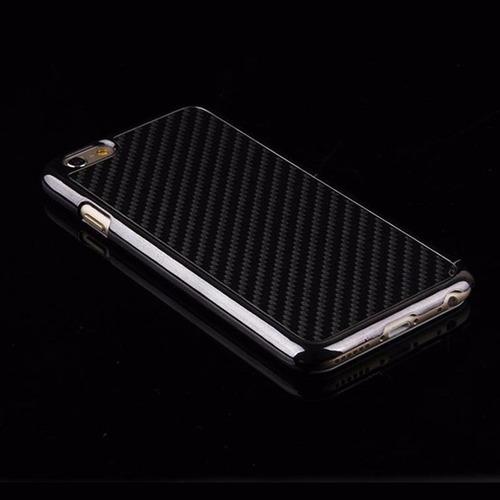 funda fibra de carbono iphone 6