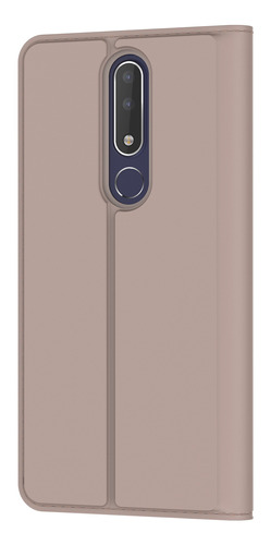 funda flip cover entertainment nokia 3.1 plus