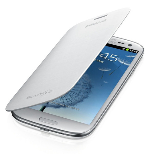 funda flip cover samsung galaxy s3 i9300