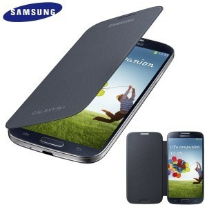 funda flip cover samsung galaxy s4 i9500 + film regalo