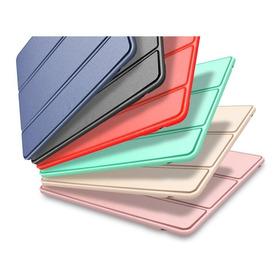 Funda Flip Cover Tpu iPad New 9,7 , 2 3 4 Air 1 2 3 Pro 10,5