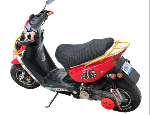 funda forro malla asiento cool mesh moto italika yamaha hond