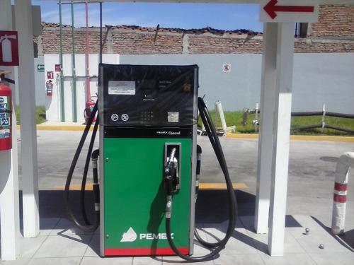 funda forro para dispensarios de gasolina