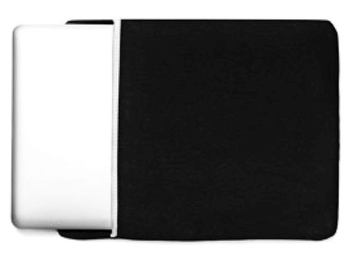 funda forro portátil en neopreno doble faz 13  - 33,5 x 25cm