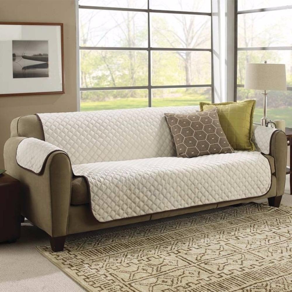 Funda Forro Protector Para Sofa Doble Faz Cobertor Para
