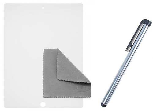 funda full smart cover apple ipad mini piel pu + mica stylus