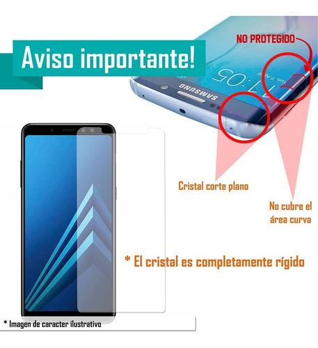 funda galaxy a10 a20 a30 a50 a70 a80 a90 uso rudo + cristal